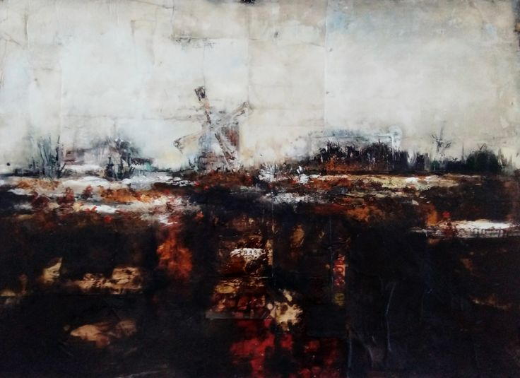 Molino is a creation by Iryna Gragera. Category Construction, Rural, Village, Modernism, Frustration, Philosophical, Painting, Mixed media. 102 points, 22 appreciations,…