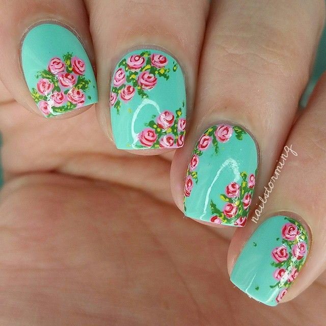 Instagram media nailstorming #nail #nails #nailart