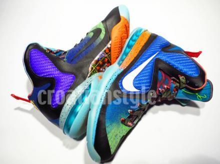 "NIKE LEBRON 9 ""WHAT THE LEBRON"" #sneaker"
