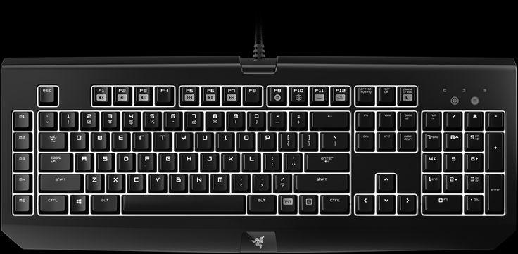 Razer BlackWidow Chroma - Mechanical Gaming Keyboard #razer #hardware #gaming
