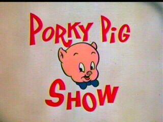 The Porky Pig Show classic cartoon!