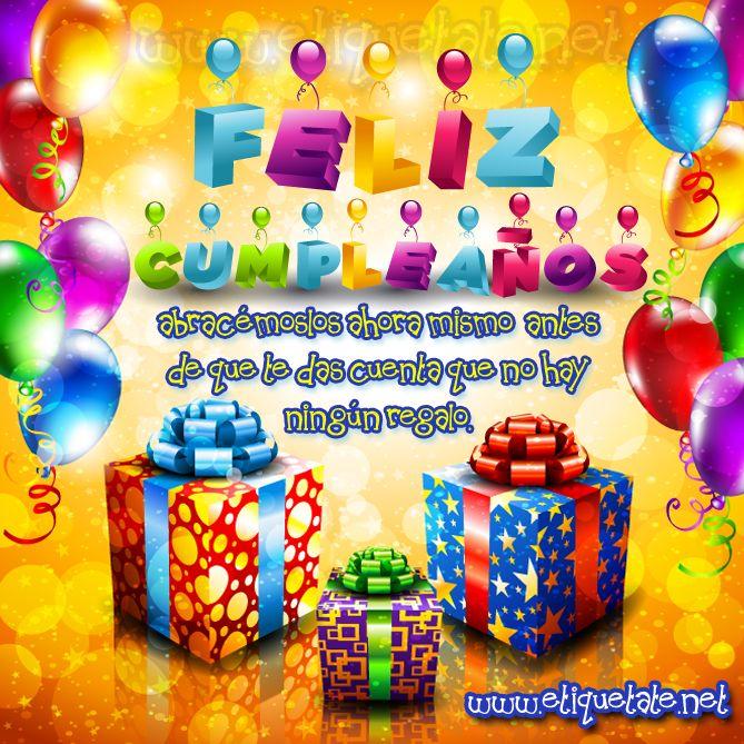 64 Imágenes de Feliz Cumpleaños para etiquetar en Facebook - Taringa!