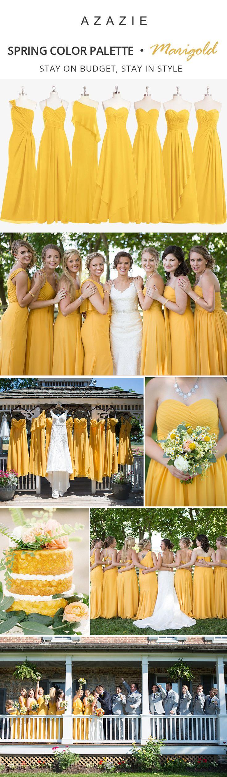 Shade Of Yellow best 20+ yellow bridesmaid dresses ideas on pinterest | lemon