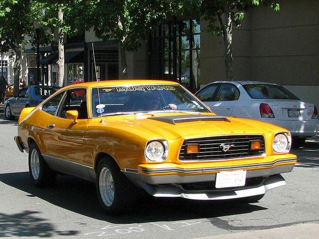 1978 ford mustang ii mach 1 fastback cars trucks pinterest. Black Bedroom Furniture Sets. Home Design Ideas