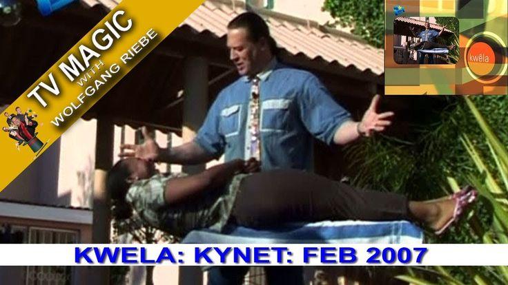 TV Magic Kwela Wolfgang Riebe Feb 2007