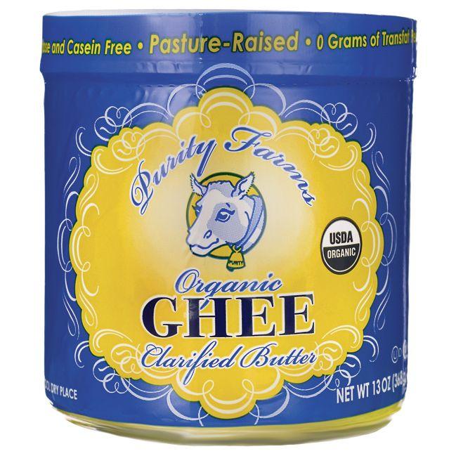 Purity FarmsOrganic Ghee Clarified Butter