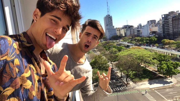 Fue un placer verlos en Argentina los amoooooooooo
