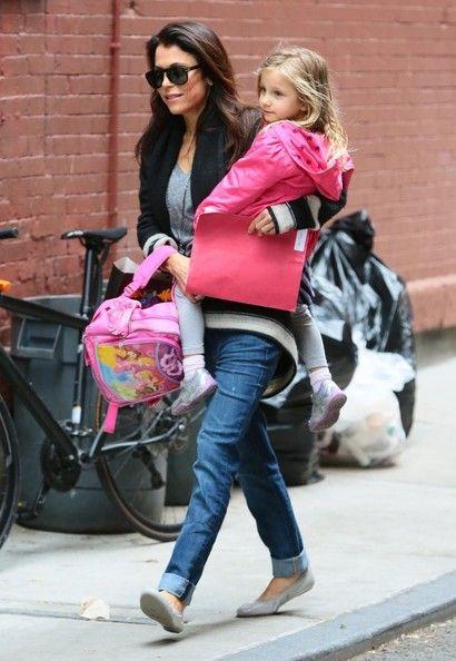 Bethenny Frankel Photos: Bethenny Frankel Out with Her Daughter