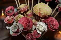 Rolled Paper Flowers: Diy Ideas, Diy Crafts, Paper Flower Tutorial, Fake Flower, Rolled Paper Flowers, Paper Crafts, Craft Ideas, Artsy Designy