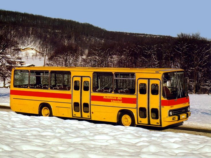 Ikarus 260 CH '1975