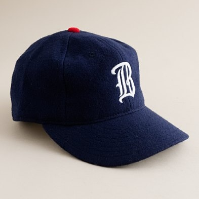 love this vintage boston red sox hat!