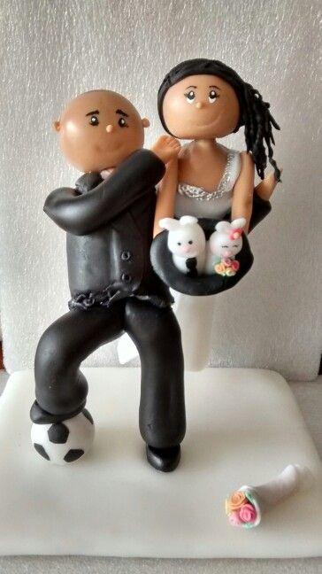 Novios boda wedding toppers