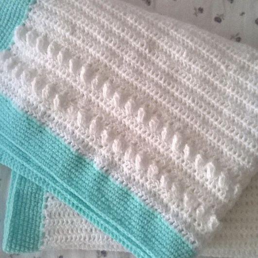 DIY - crochet blanket (free chart)