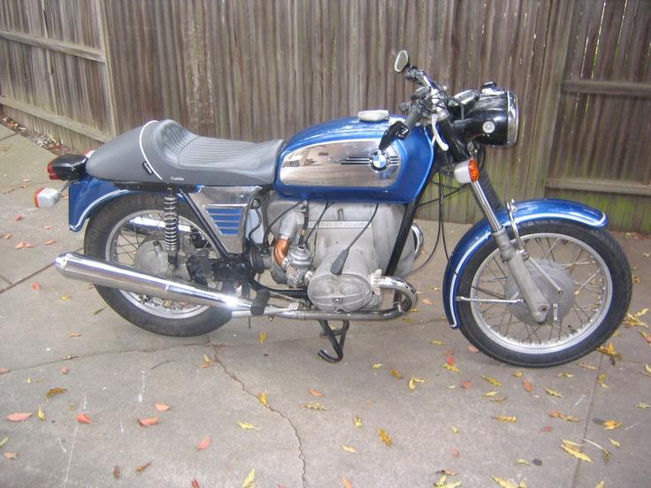 17 best images about my bike 1972 bmw 750 75 5 on. Black Bedroom Furniture Sets. Home Design Ideas