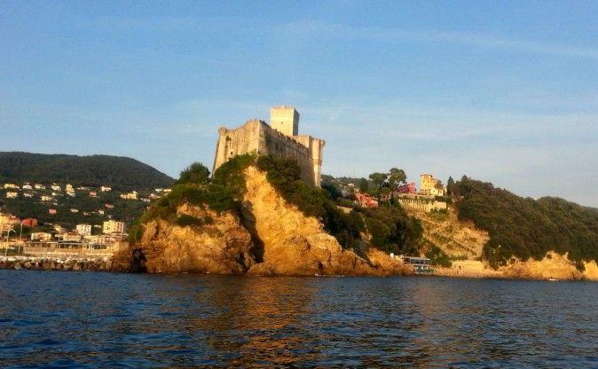 Lerici-castle