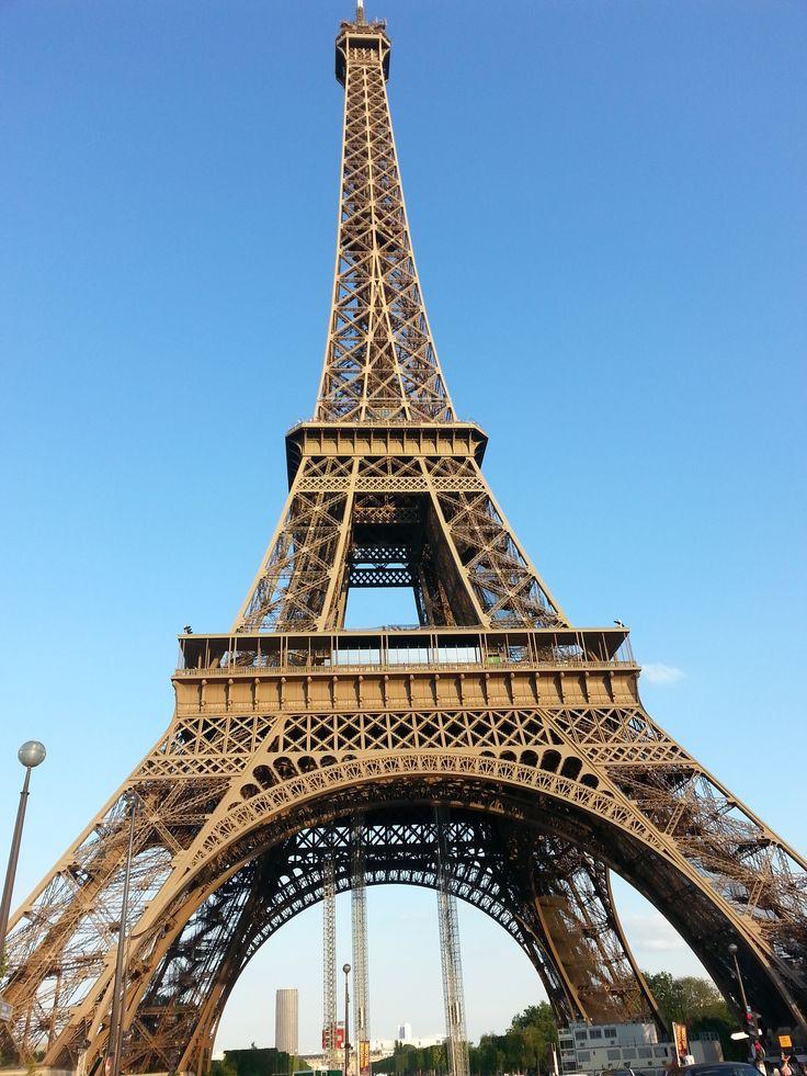 The beautiful city of Paris