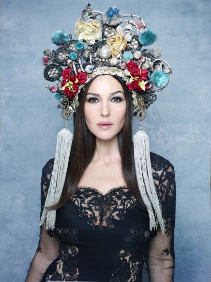 One From The Archives: Monica Bellucci | Film, Features | HUNGER TV