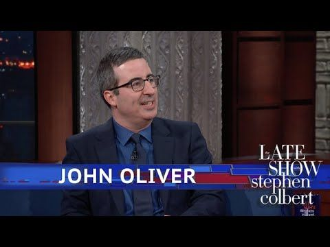 John Oliver Warns Meghan Markle What She's Getting Herself Into | 'Last Week Tonight' host John Oliver gives Meghan Markle a fair warning ahead of the upcoming Royal Wedding.