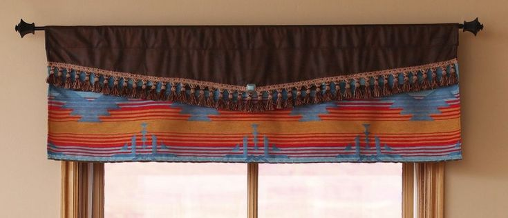 Arizona Southwestern Valance