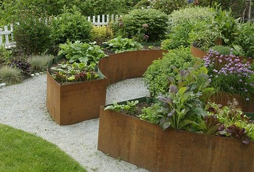 Nice curved beds