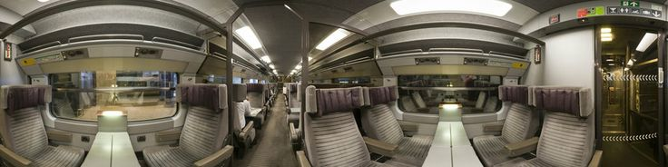 """Wikipedia: """"Eurostar is a high-speed passenger rail service connecting London with Paris and Brussels. All its trains cross under the English Channel via the Channel Tunnel between Britain and France, owned and operated separately by Eurotunnel."""""""