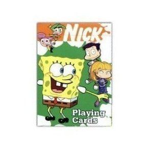 SpongeBob SquarePants Playing Cards With Friends @ niftywarehouse.com #NiftyWarehouse #Spongebob #SpongebobSquarepants #Cartoon #TV #Show