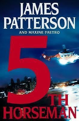 The 5th Horseman by James Patterson & Maxine Paetro (2006, Hardcover, 1st ed.)