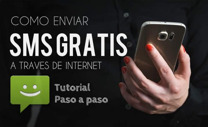 Cómo enviar SMS gratis desde PC o teléfono móvil (a través de Internet)