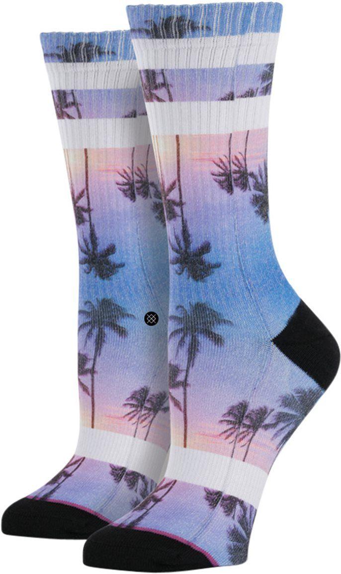 Stance Purple Night Athletic Sock. http://www.swell.com/New-Arrivals-Womens/STANCE-PURPLE-NIGHT-ATHLETIC-SOCK?cs=MU