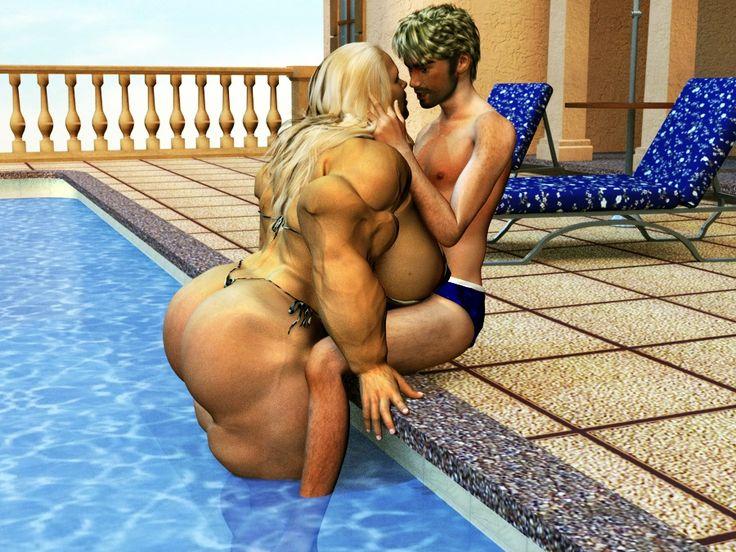 Nude Femuscle 97