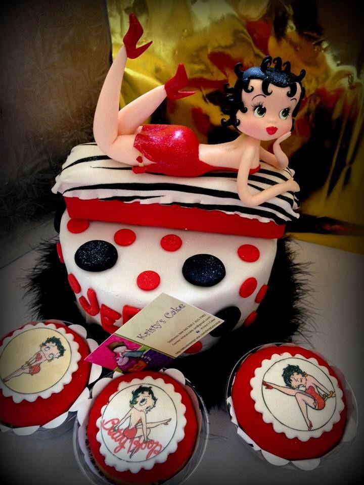 #cakes #torta #lima #peru #betty boop
