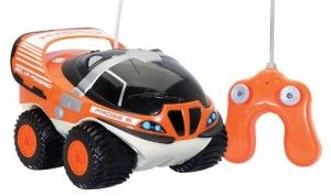 Morphibians Explorer (Colors May Vary) This high-performance radio control amphibious Rover can go anywhere- dirt, pond or pool. They are excellent toys for young children who want r/c vehicles. http://awsomegadgetsandtoysforgirlsandboys.com/kid-galaxy/ Kid Galaxy: Morphibians Explorer