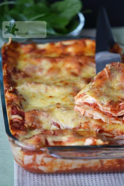 Classic Cheese Lasagne (Martha Stewart) | Recipes | Pinterest