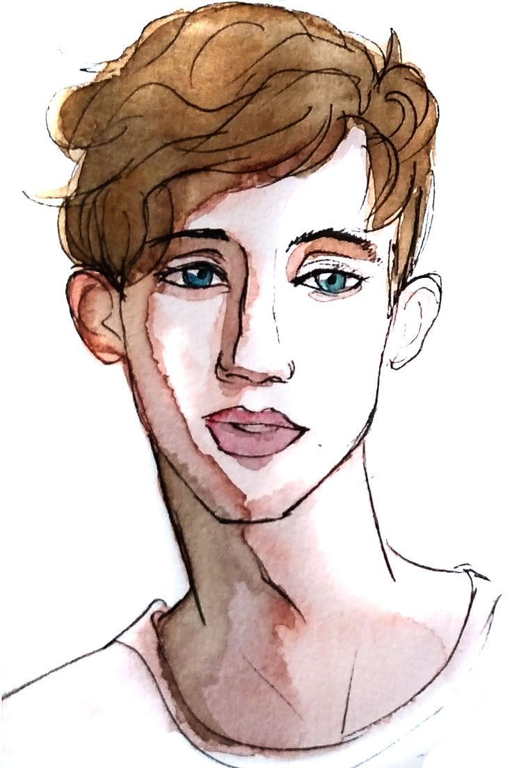 28 best images about Troye Sivan on Pinterest | Sketching ...