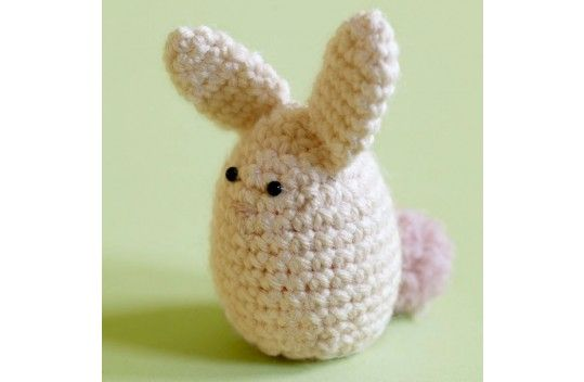 Lion Brand Vanna's Choice Wee Rabbit Egg Cozy