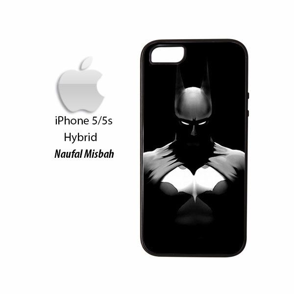 Batman Silhoutte iPhone 5/5s HYBRID Cover