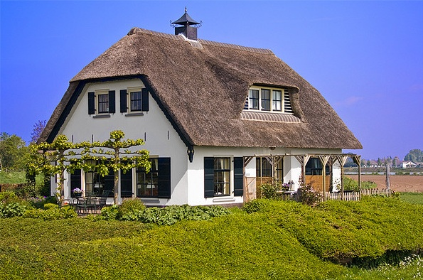 dutch farm house