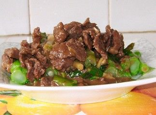 Oyster Sauce Beef Stir-fry Recipe - Chinese Food Recipes|Chinese Food Cooking|Chinese Food Cuisine