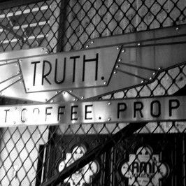 Telling the Truth #TruthCoffee