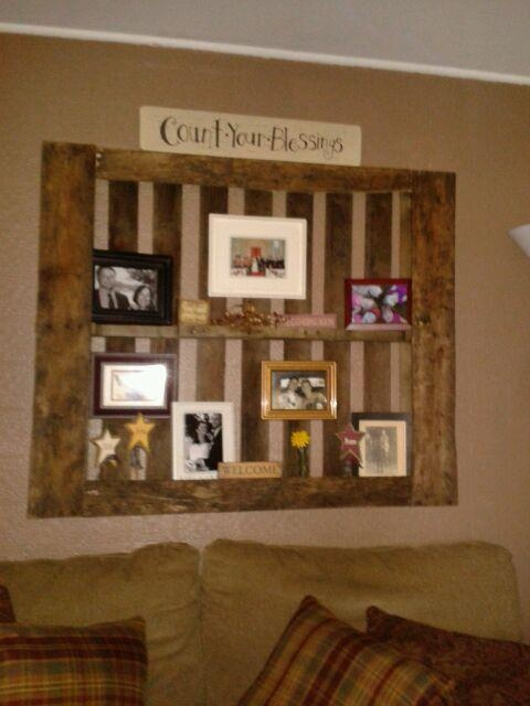 Pallet shadow box cut pallet in half lengthwise take off for How to cut glass bottles lengthwise