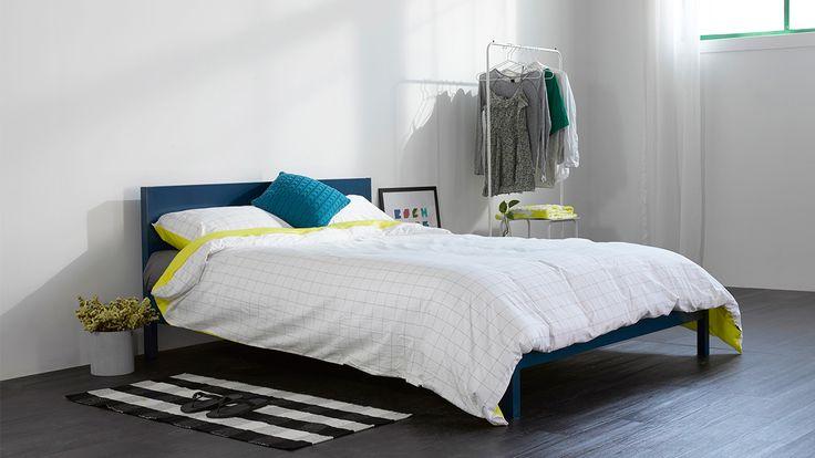 Z-Basics Bed, Z-Inhouse, 2015
