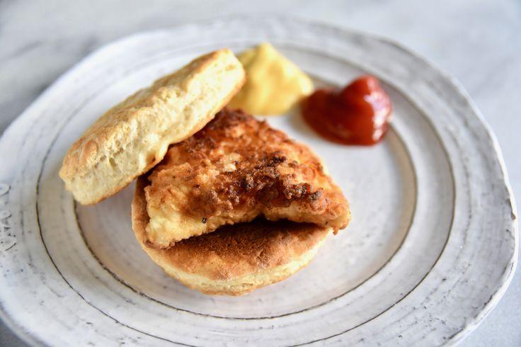 Copy Cat Chick-fil-A biscuit recipe