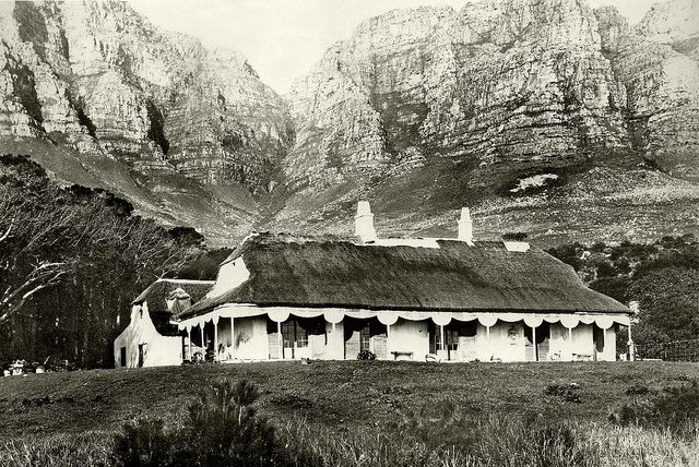 Marine Villa,Camps Bay c1902. | Flickr - Photo Sharing!