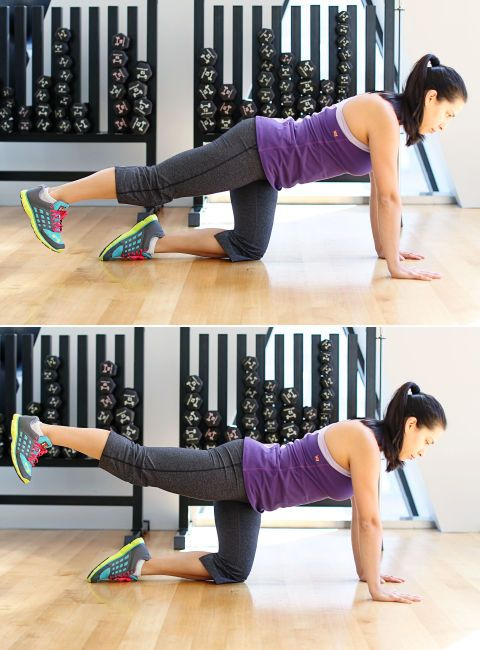 At-Home Full-Body Toning Workout - Best Exercises to Target Women's Problem Areas