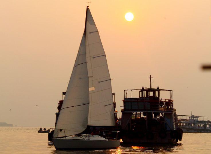 Sailboat J24 Mumbai -  Luxury Rental #Goa