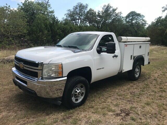 2011 Chevrolet Silverado 2500 2011 Chevy Silverado 2500hd Single Cab Duramax Diesel Utility Bed Hybrid Car Trucks For Sale Cars Trucks