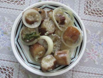 Как приготовить баклажаны как грибы на зиму