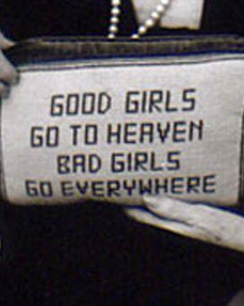 good girls vs bad girls