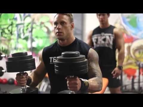 Joe Pitt   Time For War   Gym Motivation