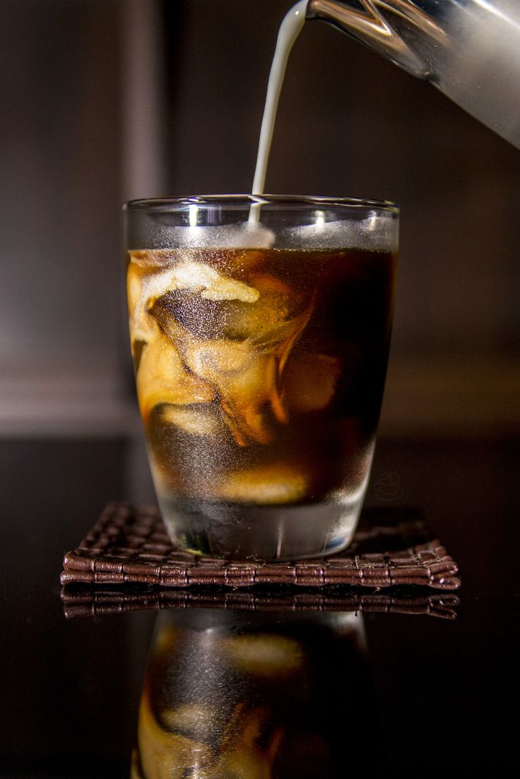 "expresso-shots: ""Iced Coffee """
